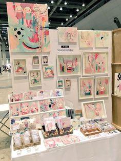 Display craft fair ideas craft fair displays, market stall d