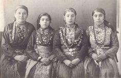 Kurdish Yezidi women in Tbilisi