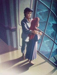 ariel and eric <3