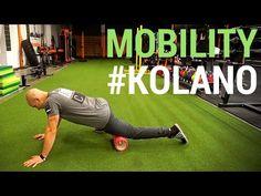 Jak pozbyć się bólu kolana? Mobility i rozciąganie czworogłowego - Konflikt rzepkowo-udowy - YouTube