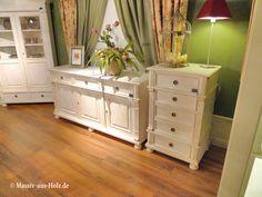 Landhaus Einrichtung Pic : Wohnen mit charme weißer landhausmöbel genau das richtige für