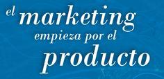 Marketing del producto clásico: Se trata de aquel que se basa en el producto propiamente dicho y en el cual  el producto es uno de los componentes estructurales de la mezcla de mercadotecnia.