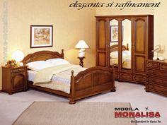 Dormitor Clasic Berry Wardrobe Design, Bedroom, Modern, Furniture, Home Decor, Wooden Platform Bed, Platform Beds, Bed Designs, Homes