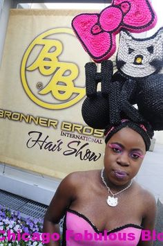 well done for a hair show. hair show in atlanta 2013 | written by: Jessica | Conversation: 1 comment | Category: General