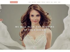 Forever  – Wedding Agency Free HTML Template is a clean and luxurious template. This template is suitable for Wedding Planner, Event Planners, Video Maker, Wedding Photography, Flower Designer and any kind of Wedding Industries. Packed with sundry features and breathtaking functionality, wedding forever HTML template is an ideal choice to build the personal as well as corporate websites easily.