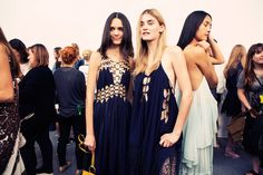 Chloé Spring 2015 RTW – Backstage – Vogue