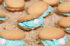 Everything's better under the sea, including these colorful cookies!