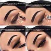 Techniken und Strategien Für Make-up-Tipps - Makeup Tips Plus Size Makeup Eye Looks, Cute Makeup, Glam Makeup, Pretty Makeup, Skin Makeup, Eyeshadow Makeup, Easy Makeup, Maybelline Eyeshadow, Neutral Eyeshadow