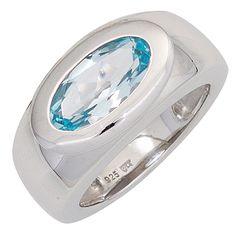 SIGO Damen Ring breit 925 Sterling Silber 1 Blautopas hellblau blau Silberring Jetzt bestellen unter: https://mode.ladendirekt.de/damen/schmuck/ringe/silberringe/?uid=2ee02eab-edd9-5580-8e7a-907df6b48104&utm_source=pinterest&utm_medium=pin&utm_campaign=boards #schmuck #ringe #damen #silberringe Bild Quelle: goettgen.de