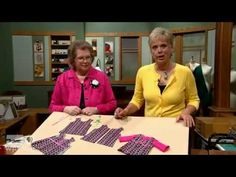 30 Minute Doll Clothes (Part 2 of 2) SEWING WITH NANCY - YouTube
