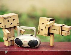 Danbo and Domo | love with them danbo and domo kun mo liat ga gambar yang aku ambil td ...
