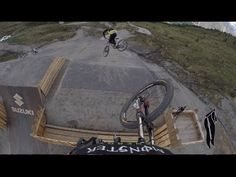 GoPro - the nine knights course with sam pilgrim