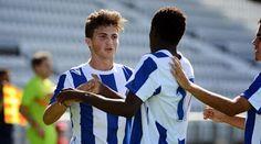 FC Porto Noticias: SUB-17 ENTRAM A GANHAR NA SEGUNDA FASE