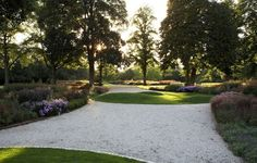 Garden in Bad Driburg done by Piet Oudolf - nearly a peacefull song ...