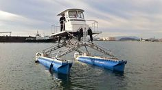Wacky Boats: Electric Boat, Amphibious ATV, Helicopter Boat