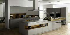 Goldreif Pure Kitchen Units