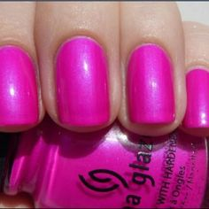 China Glaze - Purple Panic LOVE this color