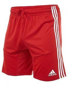 Adidas Campeon 13 Short Mens  Mens Short Shorts Z20540 University red/White SZ-M