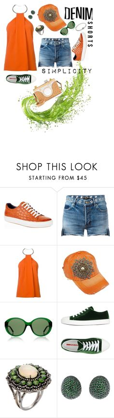 """""""SIMPLICITY"""" by tinagarrison ❤ liked on Polyvore featuring Zilli, Yves Saint Laurent, Thierry Mugler, The Row, Prada Sport, Arthur Marder Fine Jewelry, Yossi Harari, John Hardy and Charlotte Olympia"""