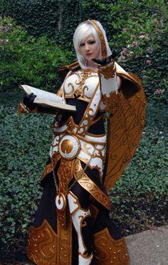 Sister Benedron, World of Warcraft.