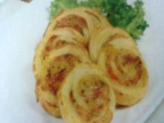Caracóis de Bacalhau