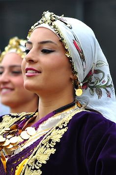 Turkish girl from North Cyprus