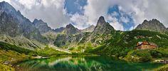 D&V: VEĽKÁ  SVIŠŤOVKA  A  ZELENÉ  PLESO, hill-walking in High Tatras, Slovakia High Tatras, Hill Walking, Karate, Mount Everest, Mountains, Country, Nature, Travel, Naturaleza