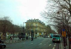 Traversée Nord Sud, Paris