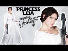 So here is the next episode of But Make it Vintage: Eyre Princess Leia! Jane Eyre, Princess Leia, Dress Making, Star Wars, Geek Things, Vintage Princess, Guys, Trek, Style
