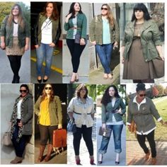 How to Wear Military / Utility Jackets