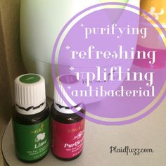 "Favorite Diffuser ""Recipes"" For Young Living Essential Oils -"