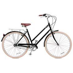BK Willow Three Speed Bike | Brooklyn Bicycle Co.