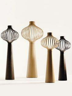 Otus lamp by Samuel Chan for mossi