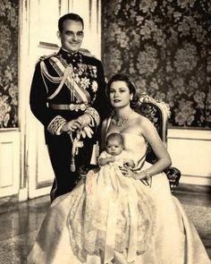 Rainier e Grace di Monaco