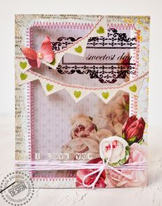 How Sweet It Still Is... | Sweetness Card by Jess Mutty for Pink Paislee