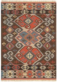 Kelims Traditional and Modern KE 07 Rectangle Rugs Traditional Rugs Victorian Rugs, At Home Furniture Store, Traditional Rugs, Luxury Living, Bohemian Rug, Hand Weaving, Ornament, Home Decor, Tribal Designs