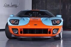 Ford GT Heritage Edition 241 Miles Loaded Leather V8 Supercharged