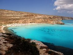 Rabbit Beach, on the island of Lampedusa (Sicily) has just been crowned best in world by TripAdvisor voters.Second place went Grace Bay, Providenciales, in the Turks and Caicos, while Australias Whitehaven Beach in the state of Queensland came third.