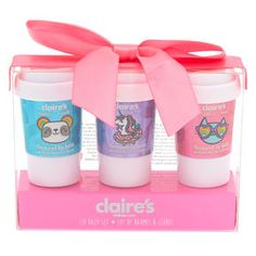 Lip Balm - Get Plenty Of Exercise To Obtain A Healthy And Exquisite Glow Claire's Accessories, Baby Doll Accessories, Makeup Set, Cute Makeup, Pucker Pops, Chapstick Lip Balm, Barbie, Lip Care, Pink Glitter