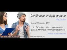 La PNL : Des outils pour les éducateurs (Spécialisés, sociaux, petite enfance, etc.) - YouTube