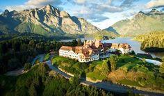 5 hoteles lujosos en Argentina