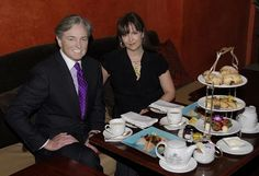 Designer Geoffrey Bradfield sat with Claudia Juestel for an engaging interview over tea at New York's Hotel Plaza Athenee. The result is a whilrwind overview of a most glamorous life. New York Hotels, Interview, Glamour, Tea, Hair, Life, Design, Style, Swag