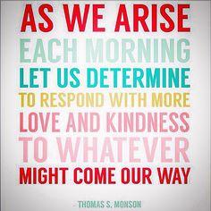 """GOOD MORNING!!! ☀️☀️☀️ || #goodmorning #presidentmonson #thomassmonson #prophet #ldsconf #quotes #ldsquotes #mormons #lds #faith #hope #love #charity #god #jesuschrist #jesus #christ || @ldschurch @mormongramz CREDIT: @_thatonemormongirl_"" Photo taken by @mormongramz on Instagram, pinned via the InstaPin iOS App! http://www.instapinapp.com (01/23/2015)"