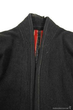 Antigüedades: Trajde hombre. Completo: calzón, chaleco y chaqueta. - Foto 6 - 57919892