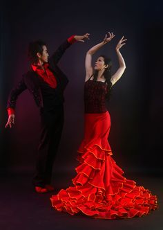 IMAGES OF DANCERS | ... (Forms) in Flamenco DancingⅠ----The Simplest Flamenco Dancing