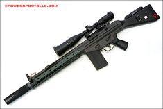 Epowersports Custom Gun: TM G3 SG-1 RAS