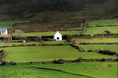 Ireland is the Emerald Isle