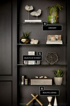 Bookcase Decoration Ideas - How To Style A Bookcase