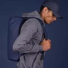 New Commute Range // #sports #techwear #caps #backpack #luggage #Luxury #picoftheday #dope #gymlife #kingapparel