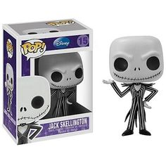 For scout     Jack Skellington POP! Vinyl Figure
